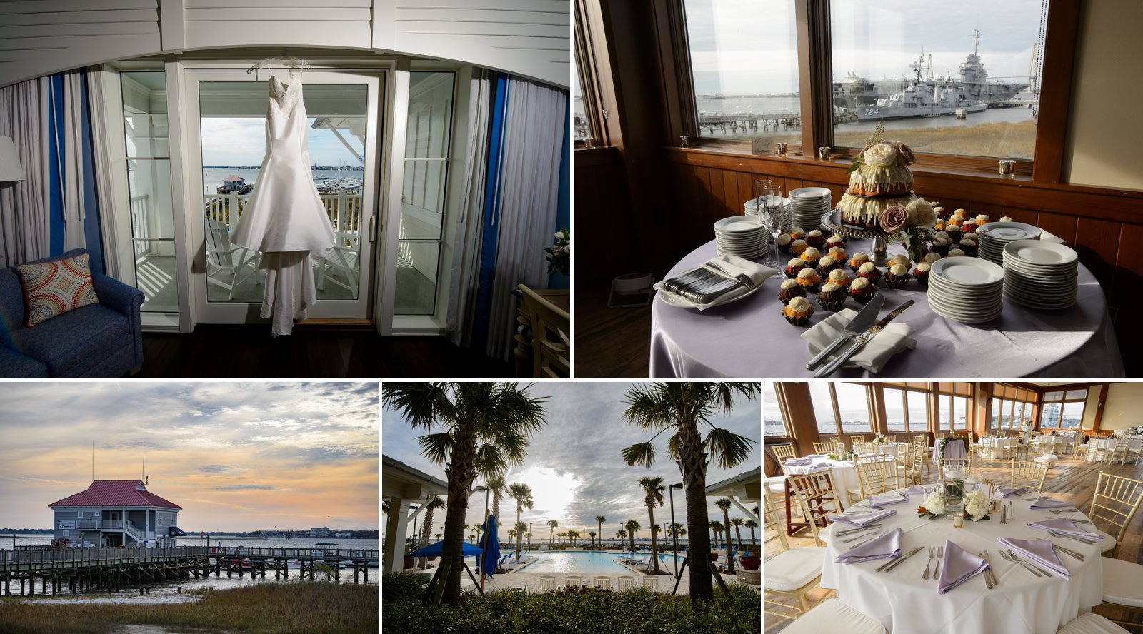 Charleston Harbor Resort and Marina