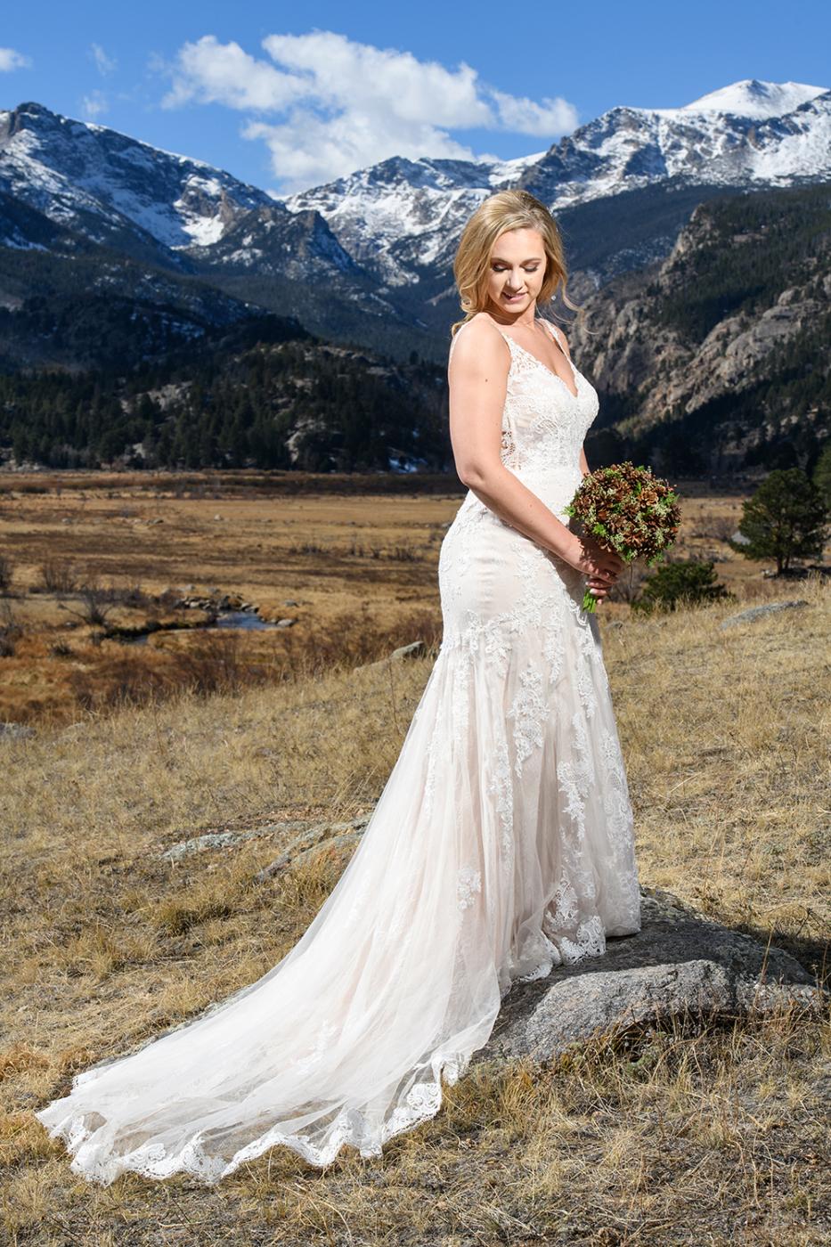 Estes Park Wedding Photographer